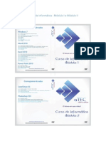 Cursos Online Curso de Informatica Basica Avancado Software Hardware Windows Word Excel Powerpoint Coreldraw Photoshop2