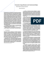 08.19.Creating Full View Panoramic Image Mosaics and Environment Maps