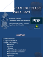 Ikterus & Kolestasis (Rev)
