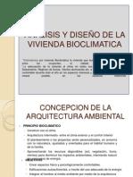 ANALISIS Y DISEÑO DE LA VIVIENDA BIOCLIMATICA EXPO