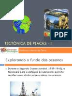 Tectónica de Placas - II