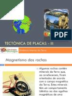Tectónica de Placas - III