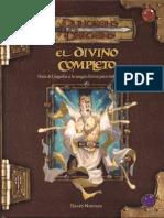 D D 3 ED.-el Divino Completo