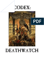 Codex Deathwatch 2.0 (6th Edition)