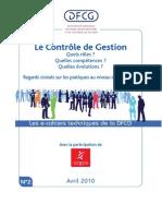 Le contrôle de gestion  dans les administrations  publiques modernes-ECT2