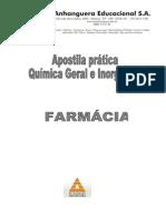 APOSTILA PRÁTICA quimica
