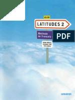 Latitudes 2 - Livre de l'Élève