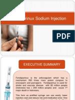 Fondaparinux Sodium Injection2