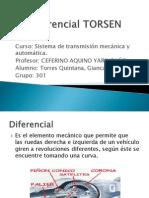 Diferencial TORSEN
