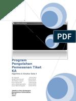 Laporan Program KA