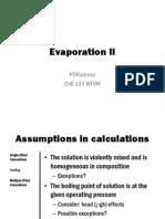 22+Evaporation+II