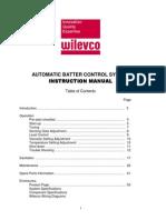 Mixing System Manual Yu231