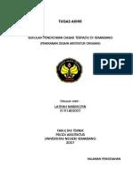 Sekolah Pendidikan Dasar Terpadu Di Semarang