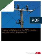 3405PL733-W1-En Typical Installation of NPS