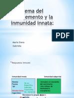 El Sistema Del Complemento y La Inmunidad Innata