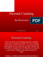 Personal Coaching Leadership