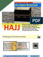 Hajj - The Pilgrimage To Makkah