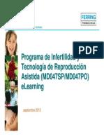 Programa Reproducción Asistida -MD047SP_MD047PO- eLearning