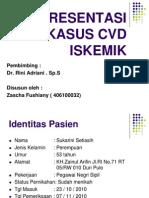 CVD Iskemik