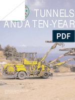 tunnels and a ten years