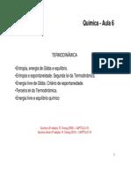 Quimica_ Aula6-Termodinamica