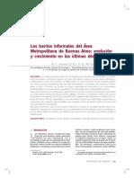 Cravino - Los Barrios Informales de AMBA