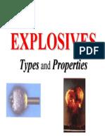 ExplosiveType&Property (Blasting)