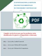 1 - Taller sobre estrategias para la adopción de buenas prßcticas ambientales en el consumo, posconsumo y gestión de RAAE - CAMOCA