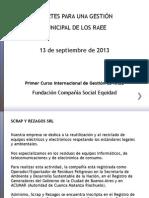 7 - Aportes para una gestión municipal de los RAEE - Jorge Santkovsky