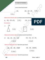 Solucion - Ejercicios Isomeria y Reactividad