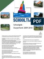 schoolgids 2009-2010 durperhonk