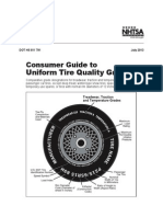 2013 Uniform Tire Quality Grading | Tire | Wheel