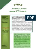 2e biennale de la recherche en action sociale