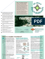 all about roundabouts brochure