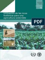 Roca Fosforica FAO