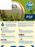 2013 Lexington Legends Media Kit