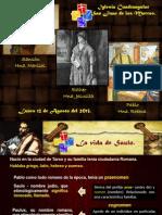 Sobre Pablo Escuela. de Lideres Rebeca