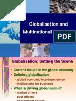 Globalisation 111