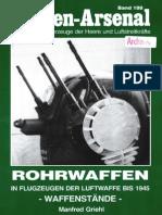 Waffen in Flugzeugen Der Luftwaffe Bis 1945