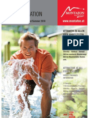 Veranstaltungen & Events 2020 - Silvretta Montafon