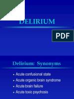 Delirium Dalziel