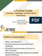 Microfinance Cse Iitb