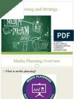 Media Planning and Strategy IMC Presentation