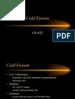 Cold Fusion II