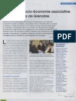 L'Equipe de socio-économie associative et coopérative de Grenoble