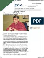 22-09-13 Analizan economistas devastación millonaria de INGRID y Manuel Metronoticias de Tamaulipas