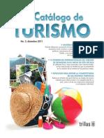 Catalago de Libros de Turismo 2012
