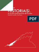 HISTORIA(S)_en el arte contemporáneo del Ecuador 1998-2009 / Rodolfo Kronfle Chambers