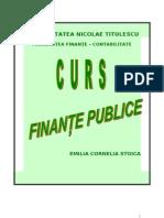 Curs Complet Finante Publice ID 9 Sept