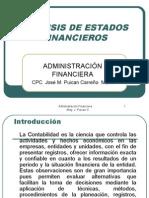 ANÁLISIS DE ESTADOS FINANCIEROS(7)